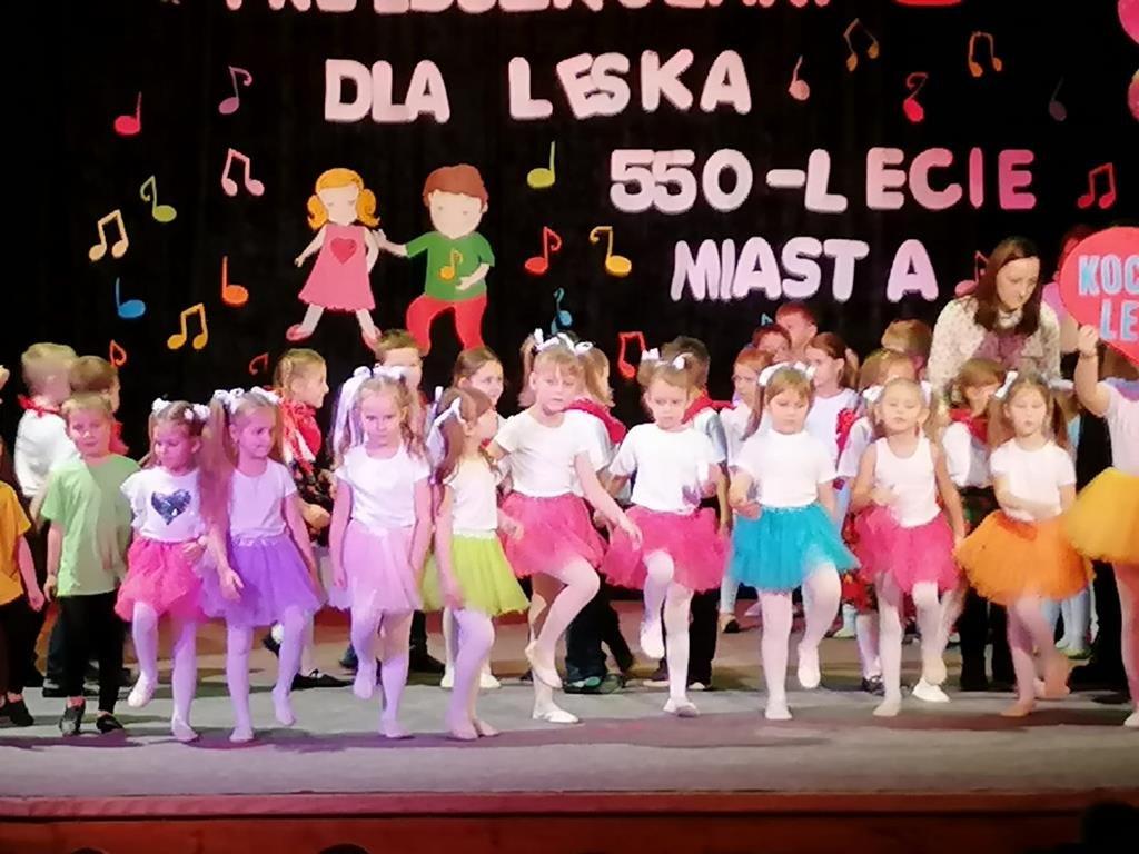 Przedszkolaki dla Leska